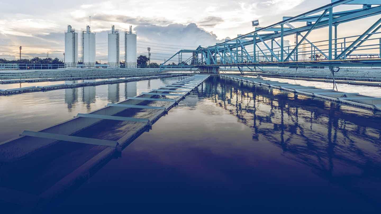 Water management plant