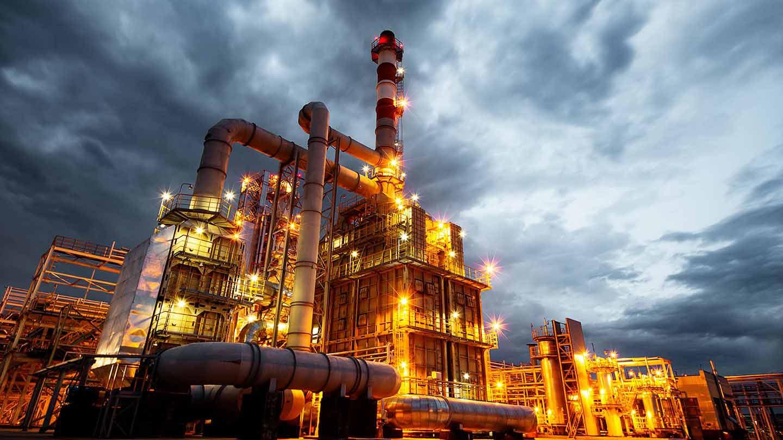 Dampløsninger til olieindustrien