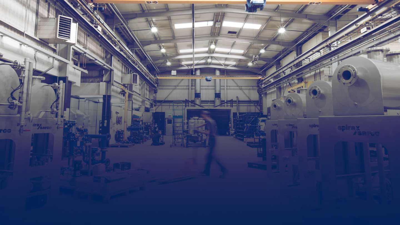 Spirax Sarco factory