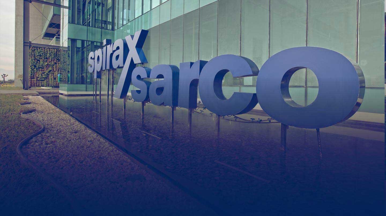 Spirax Sarco office signage