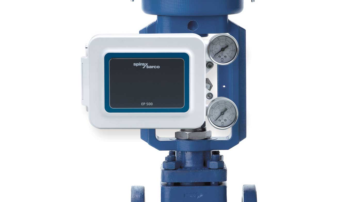 EP500 Positioner
